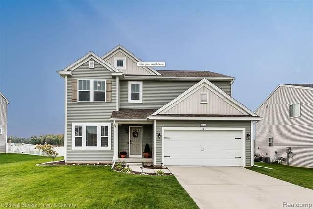 16538 Charles Town Dr, Linden, MI 48451 (MLS #2210086047) :: Kelder Real Estate Group