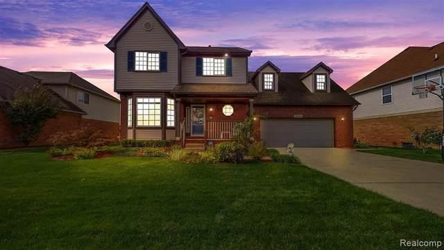 46545 Sawyer Lane, Macomb, MI 48044 (MLS #2210086323) :: Kelder Real Estate Group