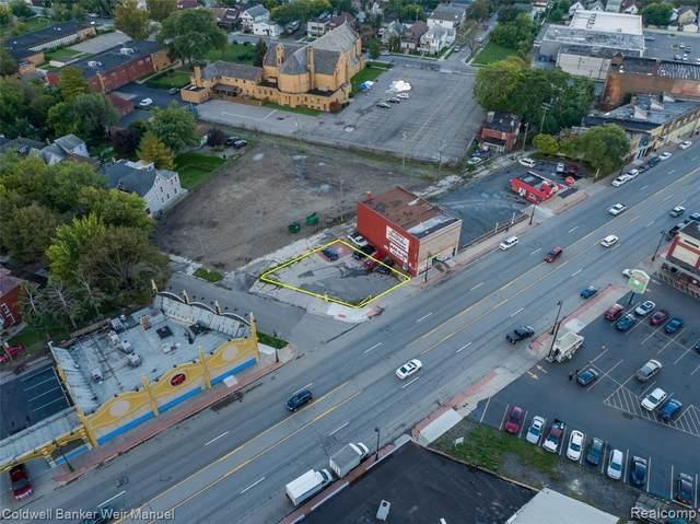 6641 Michigan Ave, Detroit, MI 48210 (MLS #2210086470) :: Kelder Real Estate Group