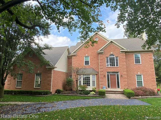 13587 Clyde Rd, Holly, MI 48442 (MLS #2210078855) :: The BRAND Real Estate