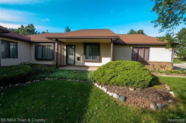 5007 Sandalwood Dr, Grand Blanc, MI 48439 (MLS #2210086379) :: Kelder Real Estate Group