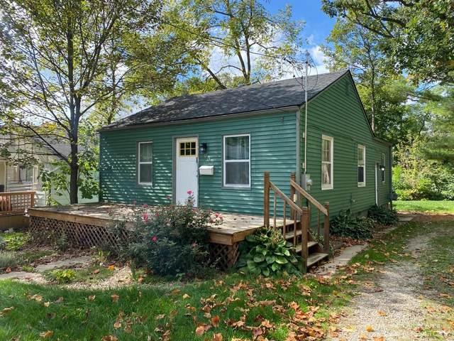 1007 Gott St, Ann Arbor, MI 48103 (MLS #3284513) :: Kelder Real Estate Group