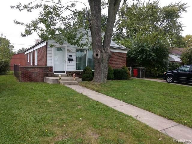 28221 Hollywood St, Roseville, MI 48066 (MLS #2210086860) :: Kelder Real Estate Group