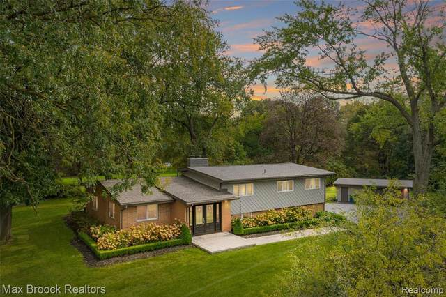 234 N Sheldon, Plymouth, MI 48170 (MLS #2210085554) :: Kelder Real Estate Group