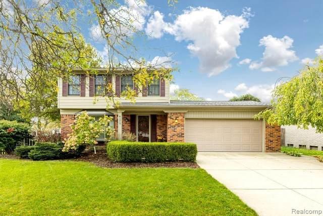 41517 Larimore Ln, Canton, MI 48187 (MLS #2210086368) :: Kelder Real Estate Group