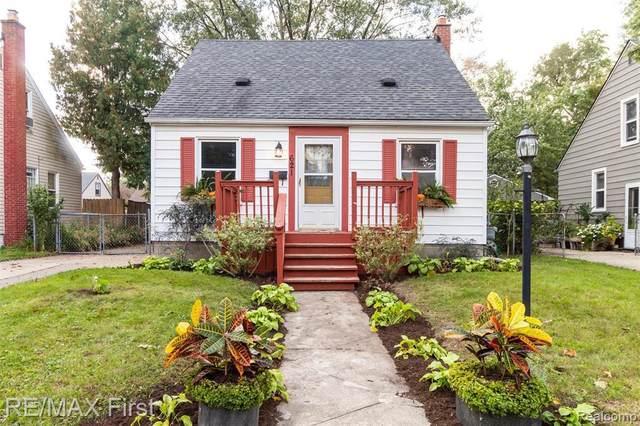 621 Flowerdale St, Ferndale, MI 48220 (MLS #2210086959) :: Kelder Real Estate Group