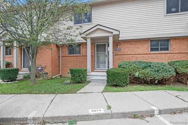 3874 Old Creek Rd Unit#95-Bldg#6, Troy, MI 48084 (MLS #2210085737) :: Kelder Real Estate Group