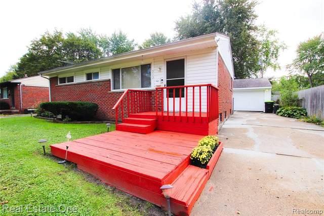 333 W Princeton Ave, Pontiac, MI 48340 (MLS #2210086988) :: Kelder Real Estate Group