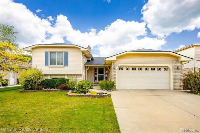 7797 Wheaton Dr, Canton, MI 48187 (MLS #2210086372) :: Kelder Real Estate Group