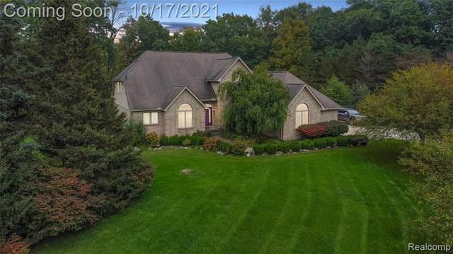 5811 Mccoin Dr, Dryden, MI 48428 (MLS #2210086166) :: Kelder Real Estate Group
