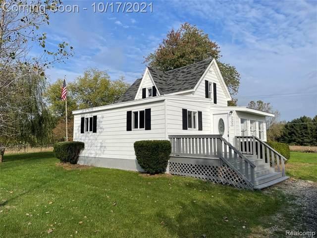 3323 Lum Rd, Lapeer, MI 48446 (MLS #2210087169) :: Kelder Real Estate Group
