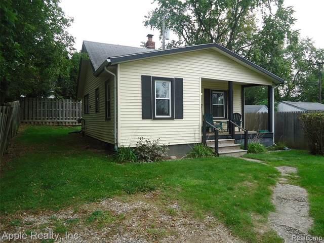 86 W Tennyson Ave, Pontiac, MI 48340 (MLS #2210087176) :: Kelder Real Estate Group