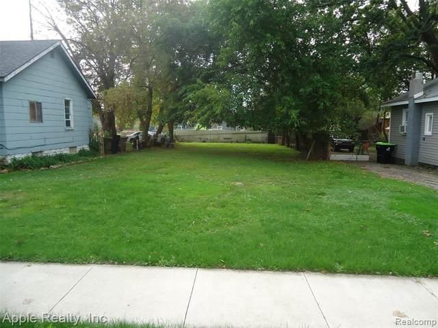 83 W Tennyson Ave, Pontiac, MI 48340 (MLS #2210087180) :: Kelder Real Estate Group