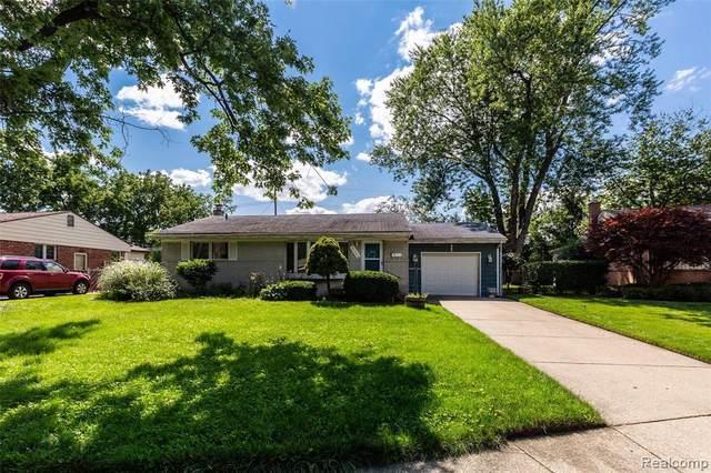31723 Norrid Cir, Warren, MI 48092 (MLS #2210087041) :: Kelder Real Estate Group