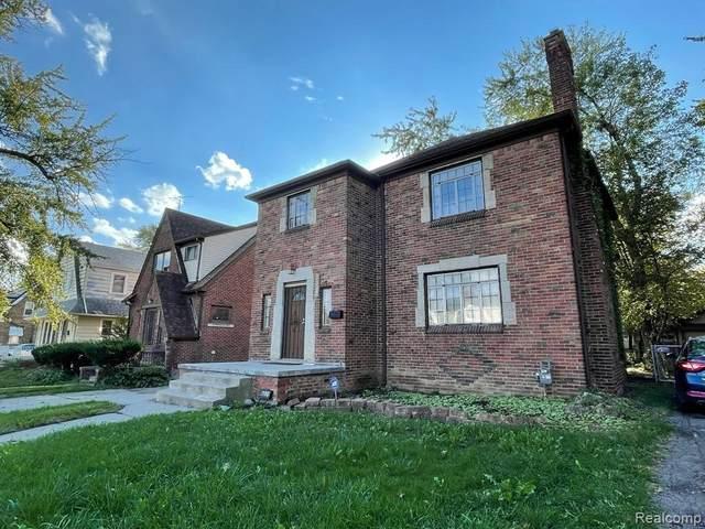 14821 Penrod St, Detroit, MI 48223 (MLS #2210086062) :: Kelder Real Estate Group