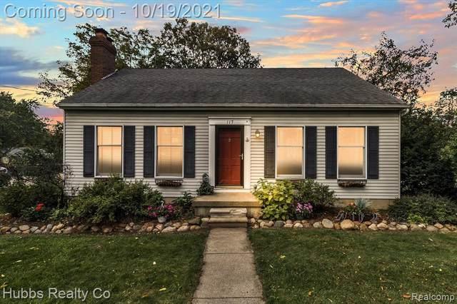 117 E State St, Vernon, MI 48476 (MLS #2210086638) :: Kelder Real Estate Group