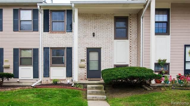 8310 Lakeview Dr, Ypsilanti, MI 48198 (MLS #2210081733) :: Kelder Real Estate Group