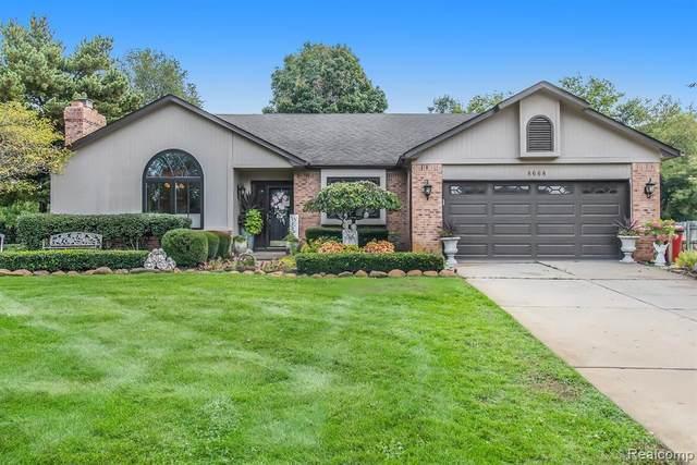 8668 Sunset Cove Dr, Clarkston, MI 48348 (MLS #2210087224) :: Kelder Real Estate Group