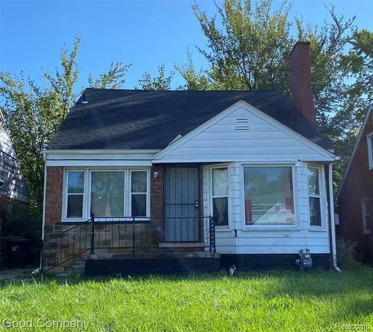 19652 Syracuse St, Detroit, MI 48234 (MLS #2210087241) :: Kelder Real Estate Group