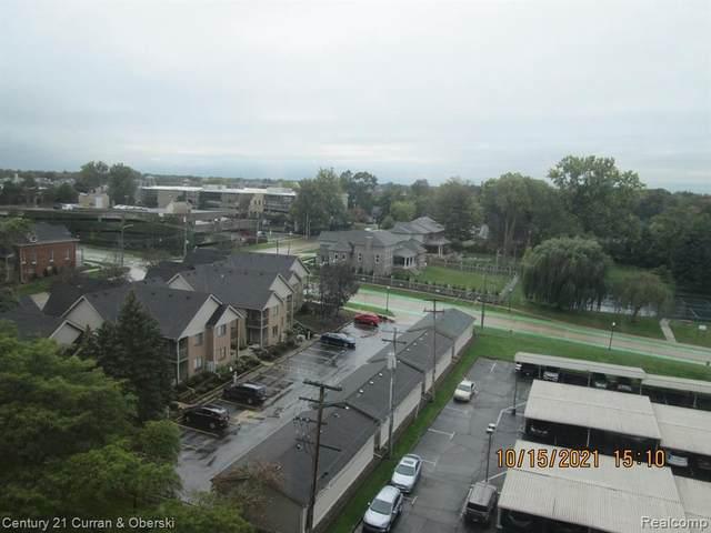 21800 Morley Ave Unit#810, Dearborn, MI 48124 (MLS #2210087253) :: Kelder Real Estate Group