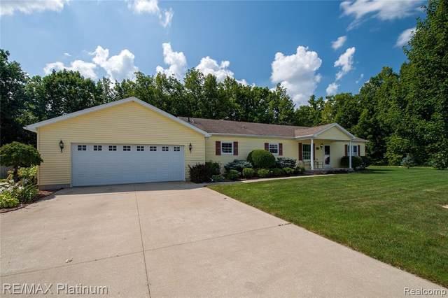 1888 Big Bear Dr, Owosso, MI 48867 (MLS #2210087220) :: Kelder Real Estate Group