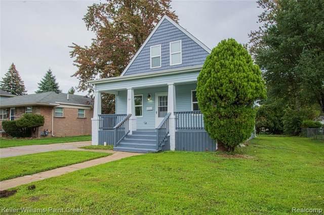 59 Beyne St, Mount Clemens, MI 48043 (MLS #2210087257) :: Kelder Real Estate Group