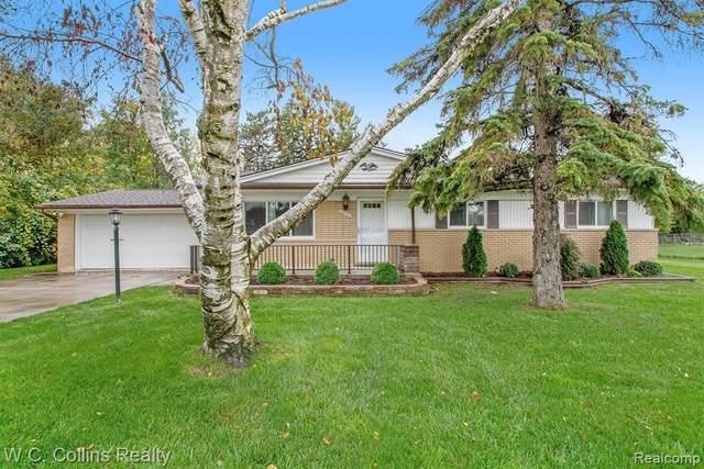 46535 Garfield Rd, Macomb, MI 48044 (MLS #2210087119) :: Kelder Real Estate Group