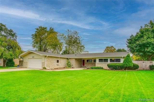 2804 Warwick St, Saginaw, MI 48603 (MLS #2210087225) :: Kelder Real Estate Group