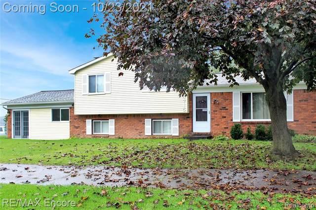 4715 Sashabaw Rd, Clarkston, MI 48346 (MLS #2210087163) :: Kelder Real Estate Group