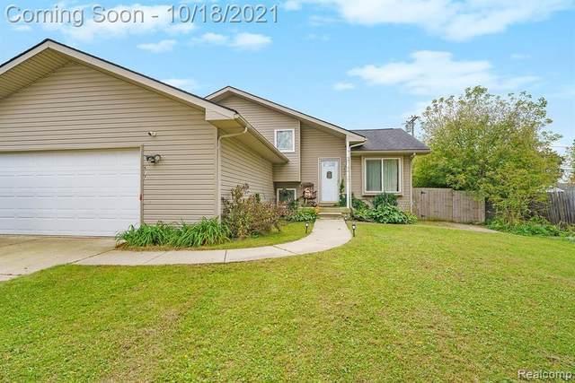617 Ditmar Ave, Pontiac, MI 48341 (MLS #2210087237) :: Kelder Real Estate Group