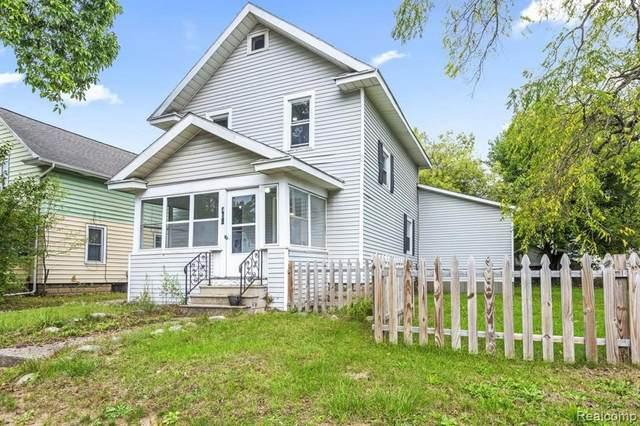400 E Mcdevitt Ave, Jackson, MI 49203 (MLS #2210086289) :: Kelder Real Estate Group