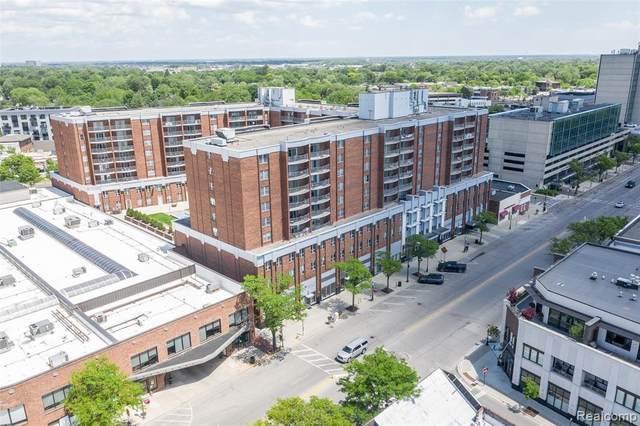 411 S Old Woodward Ave Unit#1014, Birmingham, MI 48009 (MLS #2210086967) :: The Tom Lipinski Team at Keller Williams Lakeside Market Center