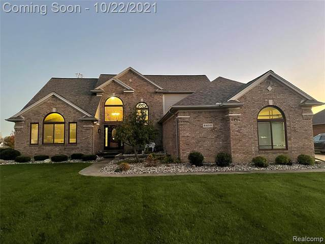 6450 Jamie Lane, Grand Blanc, MI 48439 (MLS #2210087773) :: The BRAND Real Estate