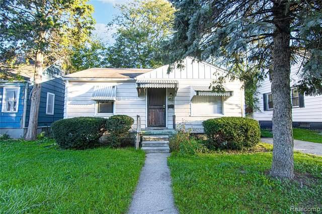1806 W Pasadena Ave, Flint, MI 48504 (MLS #2210087850) :: The BRAND Real Estate