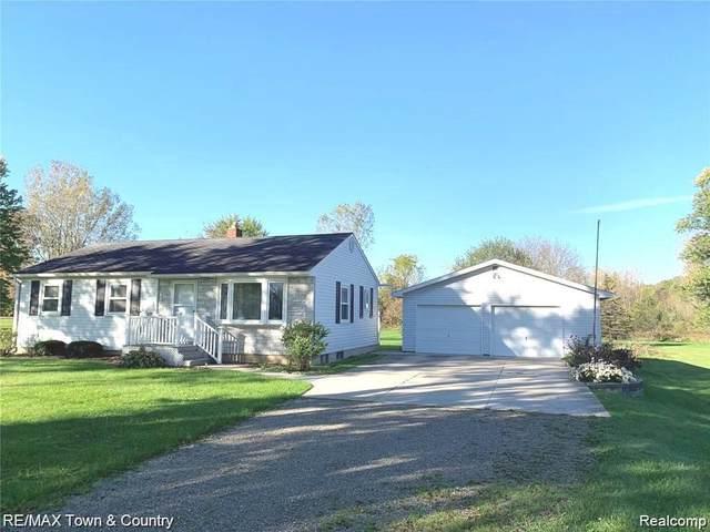 2241 N Morrish Rd, Flushing, MI 48433 (MLS #2210087891) :: The BRAND Real Estate