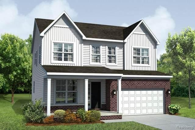 9700 Kylie Dr, Brighton, MI 48116 (MLS #2210087949) :: The BRAND Real Estate