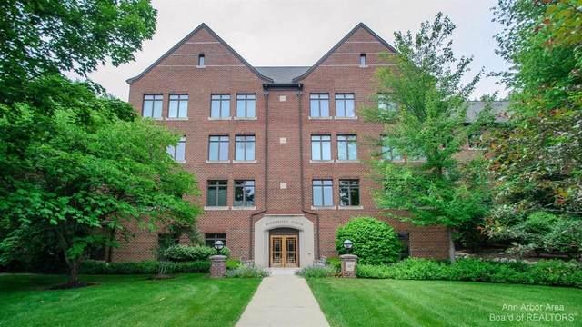 807 Asa Gray Dr #310, Ann Arbor, MI 48105 (MLS #3284507) :: The BRAND Real Estate