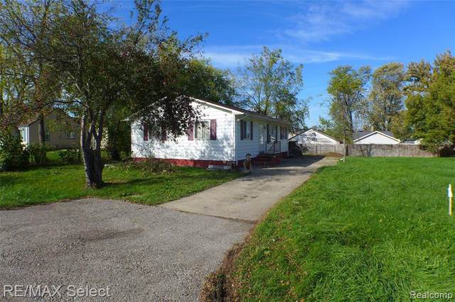 1140 Boatfield Ave, Flint, MI 48507 (MLS #2210087621) :: The BRAND Real Estate