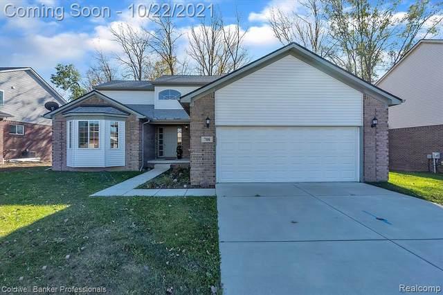 708 Cobblestone Dr, Fenton, MI 48430 (MLS #2210084995) :: The BRAND Real Estate