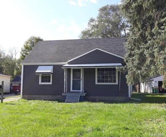 146 S Kissane Ave, Brighton, MI 48116 (MLS #2210087340) :: The BRAND Real Estate