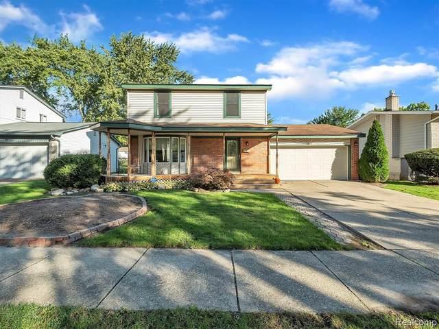 39222 Gloucester St, Westland, MI 48186 (MLS #2210088120) :: Kelder Real Estate Group