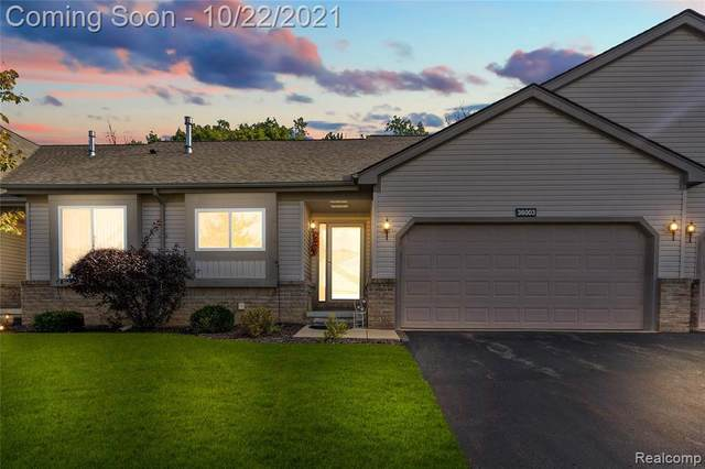 36003 Mitchell St, Grand Blanc, MI 48439 (MLS #2210087784) :: The BRAND Real Estate