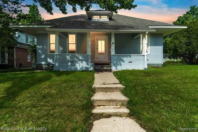 825 N Pine St, Rochester, MI 48307 (MLS #2210088397) :: Kelder Real Estate Group