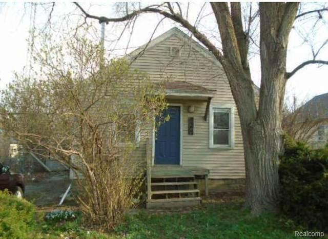 3509 Davison Rd, Flint, MI 48506 (MLS #2210088343) :: The BRAND Real Estate