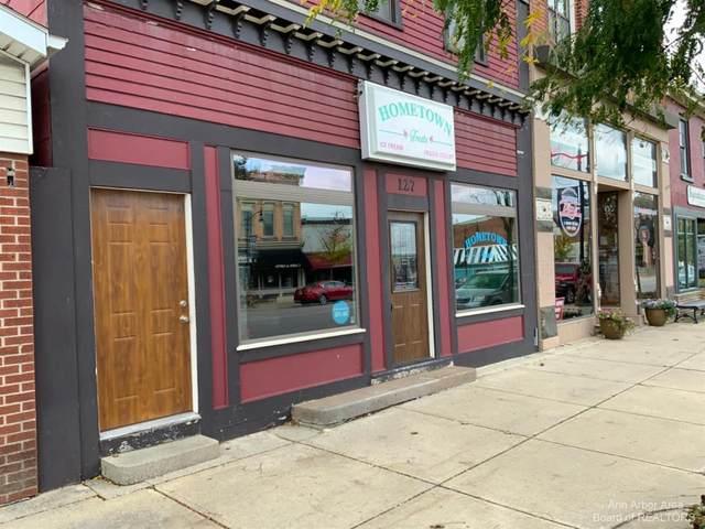 127 W Michigan Ave, Clinton, MI 49236 (MLS #3284623) :: The Tom Lipinski Team at Keller Williams Lakeside Market Center