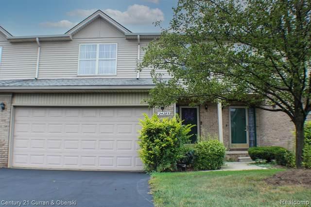 24283 Lathrup Blvd, Southfield, MI 48075 (MLS #2210089091) :: Kelder Real Estate Group