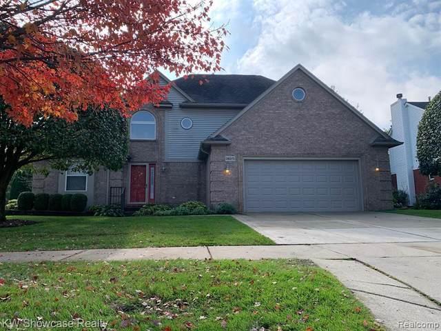 36570 Orchard Lake Dr, New Baltimore, MI 48047 (MLS #2210089174) :: Kelder Real Estate Group