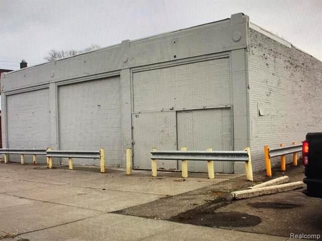 301 S Oakwood, Detroit, MI 48217 (MLS #2210089263) :: The Tom Lipinski Team at Keller Williams Lakeside Market Center