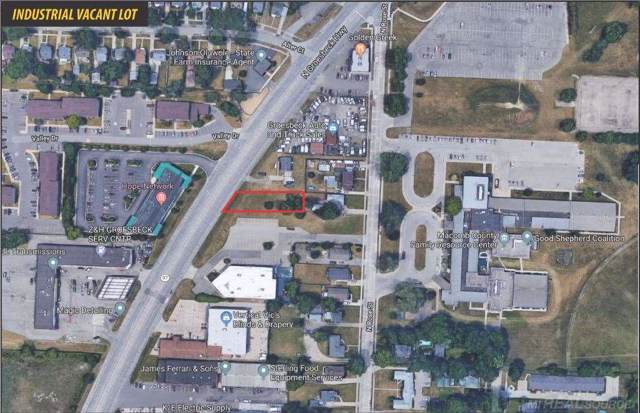0 N Groesbeck, Mount Clemens, MI 48043 (MLS #50001655) :: The Tom Lipinski Team at Keller Williams Lakeside Market Center