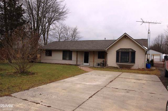1215 Wales Center, Wales, MI 48027 (MLS #50003821) :: The John Wentworth Group